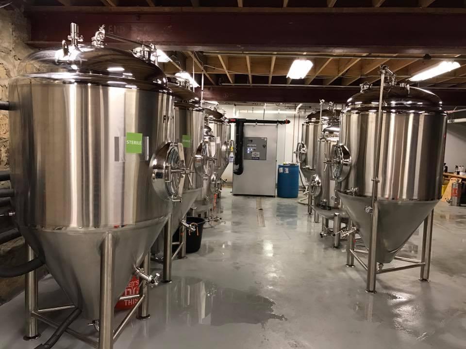 Parkersburg Brewing Co.