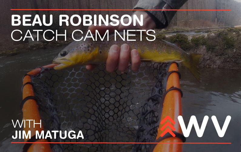 Catch Cam Nets: Patented Fishing Net Gains National Attention