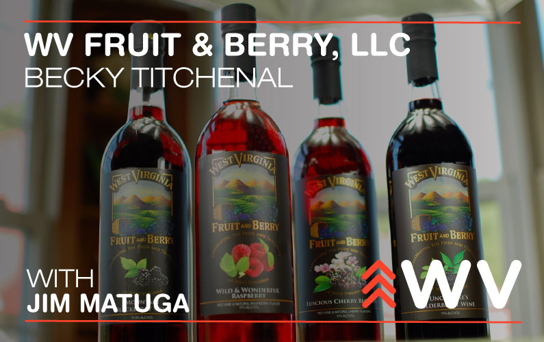 Fruit Preserves, Fruit Butters, and now Fruit Wines! – WV Fruit & Berry