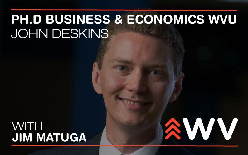 Episode 37: West Virginia Business Outlook: Forecasting WV's Economy with John Deskins