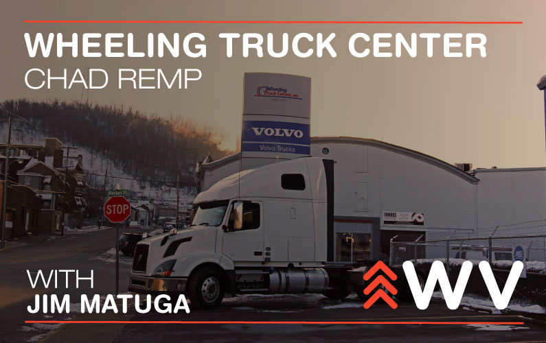 Episode 42: From Wheeling to the World: Wheeling Truck Center incorporated