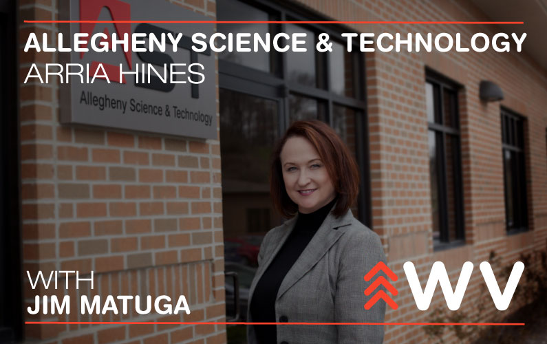 Episode 38: Allegheny Science and Technology (AST): Moving into the Commercial Sector