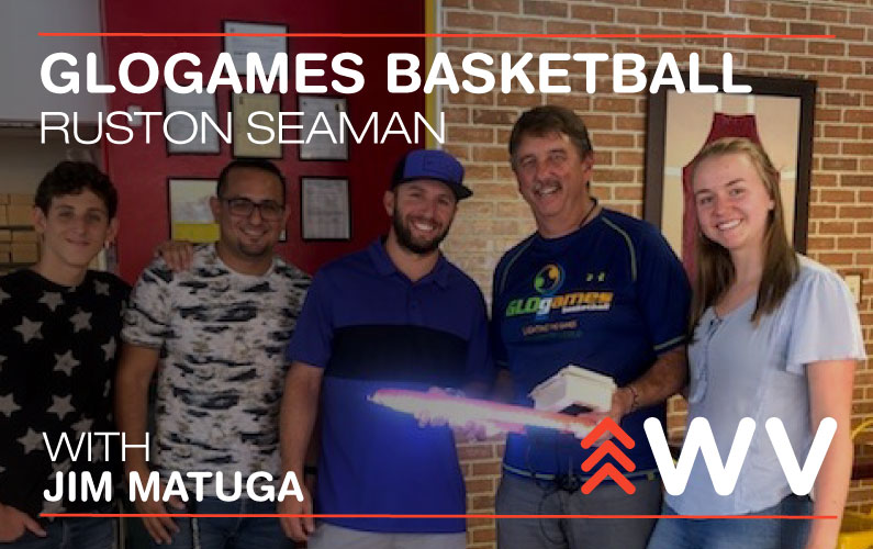 Episode 45: Bringing light to the night – GLOgames Basketball