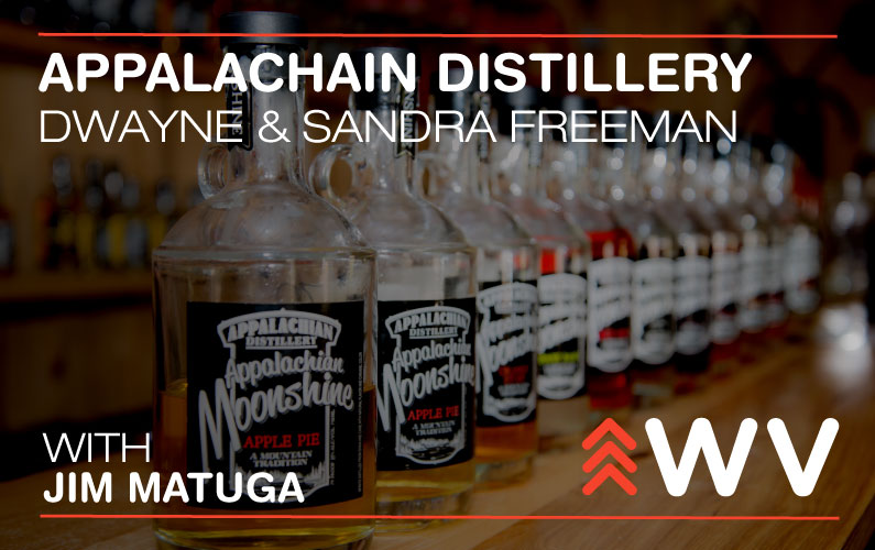 Episode 50: Former Miner Strikes Gold with Moonshine – Appalachian Distillery