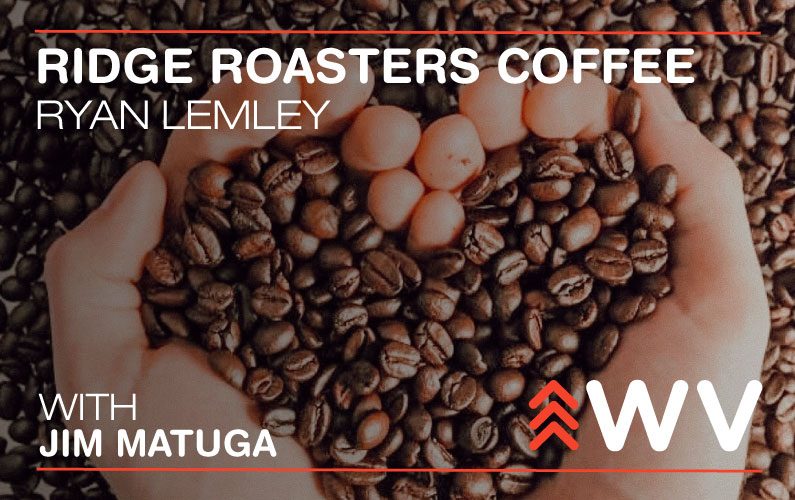Episode 51: Couple Turns Love of Coffee into Successful Business- Ridge Roasters Coffee