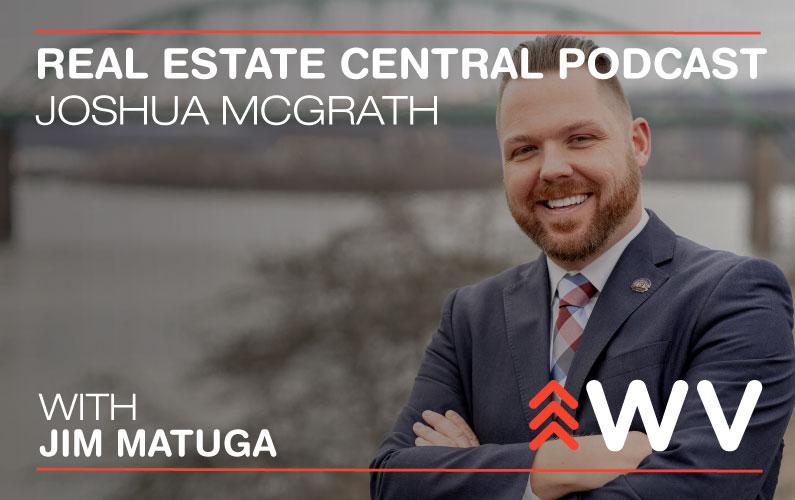 Episode 93 – Joshua McGrath – Real Estate Central Podcast