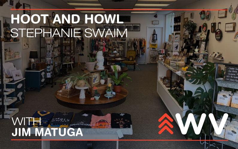 Episode 94 – Stephanie Swaim – Hoot and Howl