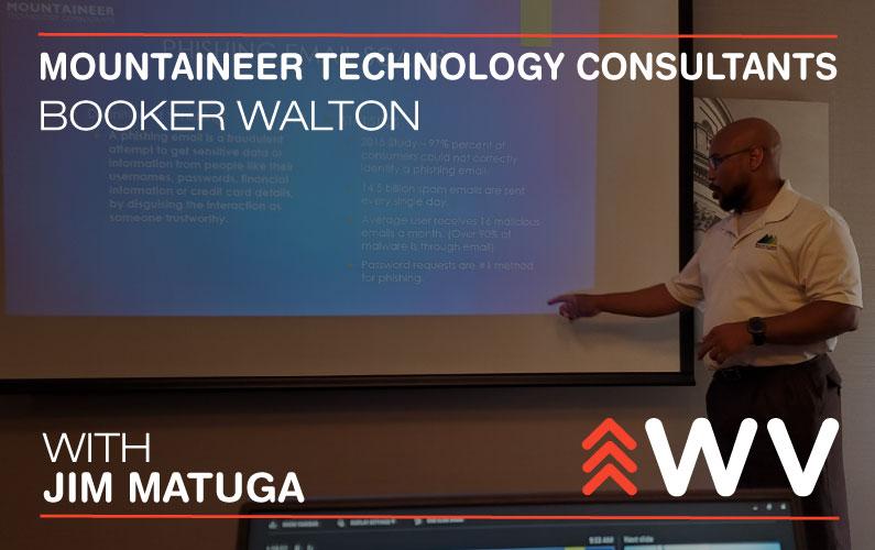 Episode 103 – Booker Walton – Mountaineer Technology Consultants