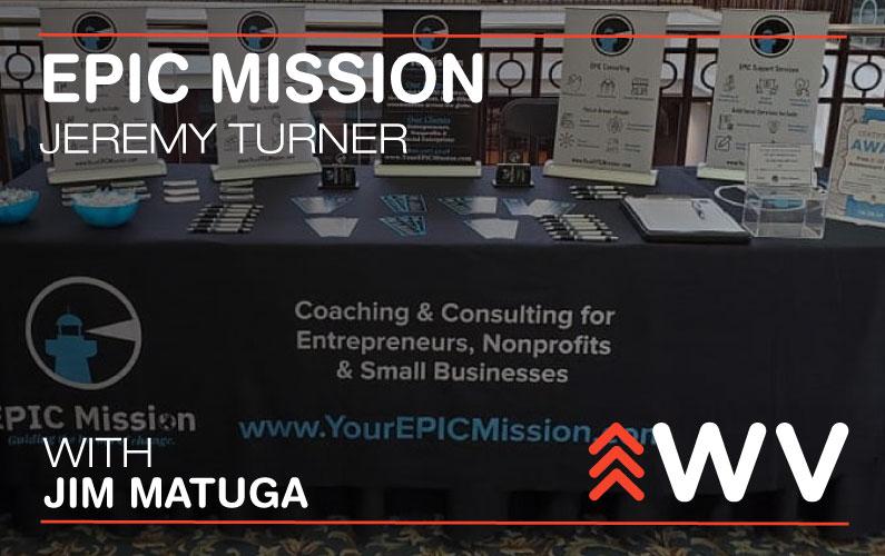 Episode 104 – Jeremy Turner – EPIC Mission