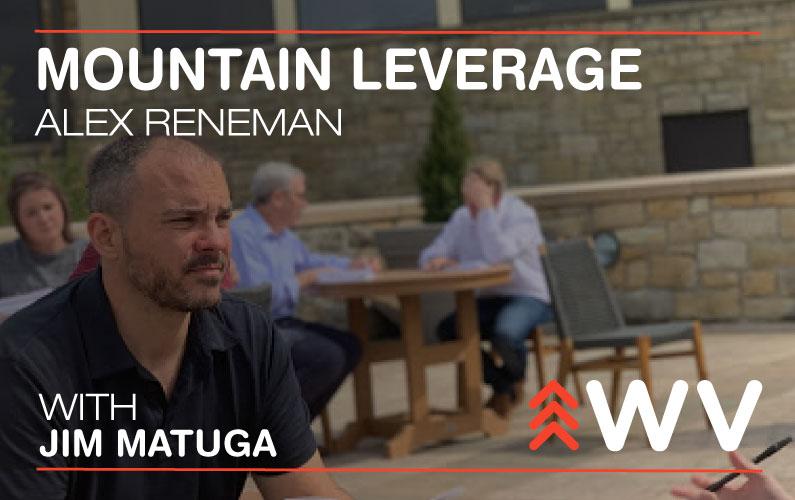 Episode 107 – Alex Reneman – Mountain Leverage