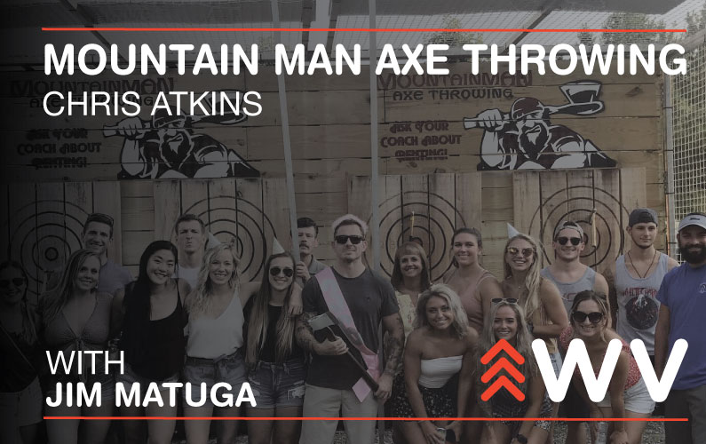 Episode 142 – Chris Atkins – Mountain Man Axe Throwing