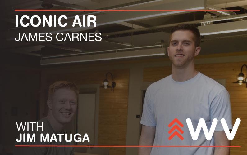 Episode 147 – James Carnes – Iconic Air