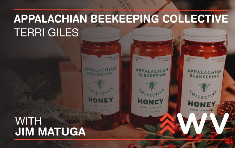 Episode 148 – Terri Giles – Appalachian Beekeeping Collective