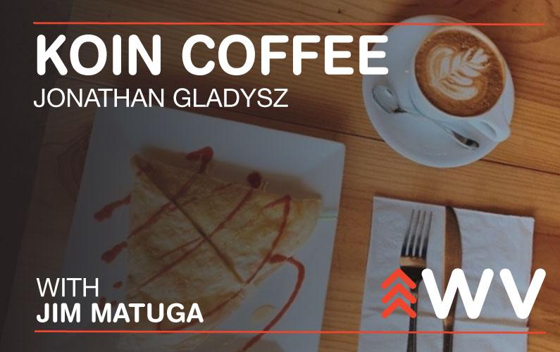 Episode 155 – Jonathan Gladysz – Koin Coffee