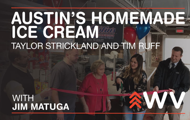 Episode 156 – Taylor Strickland and Tim Ruff – Austin's Homemade Ice Cream