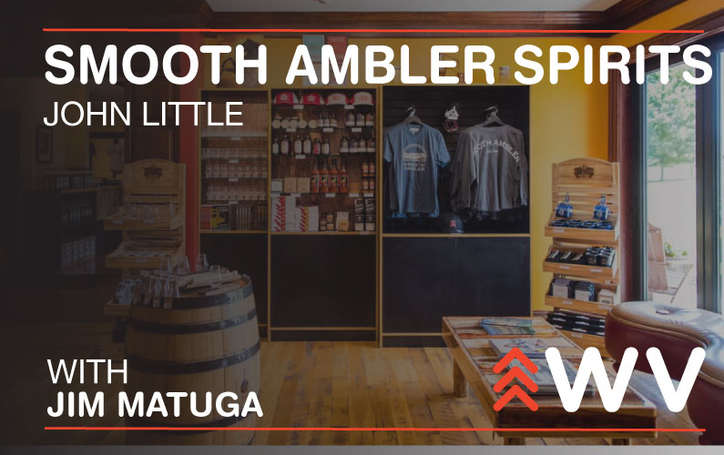 Episode 160 – John Little – Smooth Ambler Spirits