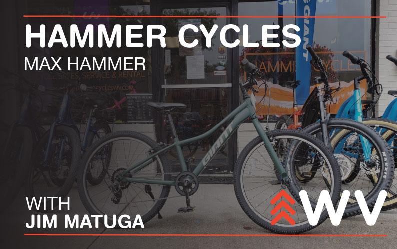 Episode 179 – Max Hammer – Hammer Cycles
