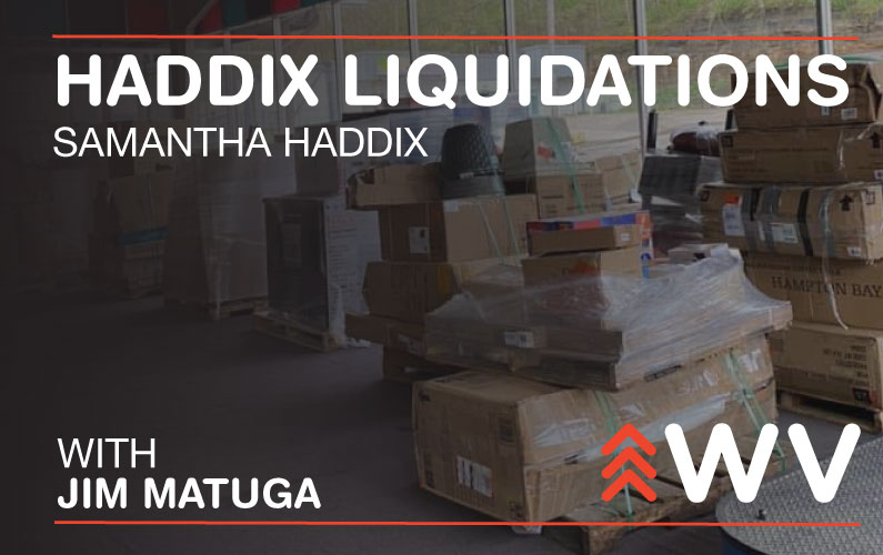 Episode 180 – Samantha Haddix – Haddix Liquidations