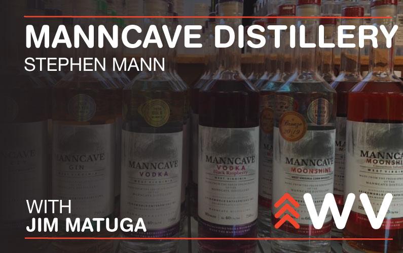 Episode 181 – Stephen Mann – MannCave Distillery