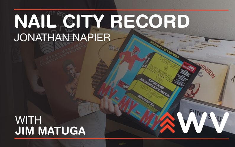 Episode 182 – Jonathan Napier – Nail City Record