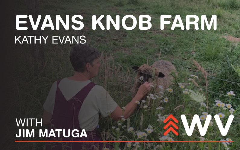 Episode 186 – Kathy Evans – Evans Knob Farm
